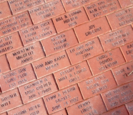 Second Chance To Purchase Bicentennial Bricks