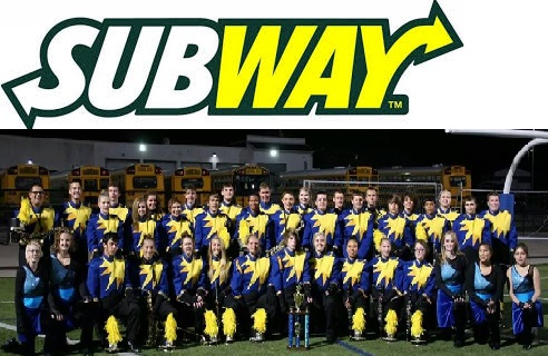 SHINER PRIDE BAND FUNDRAISER AT SUBWAY MONDAY DECEMBER 21