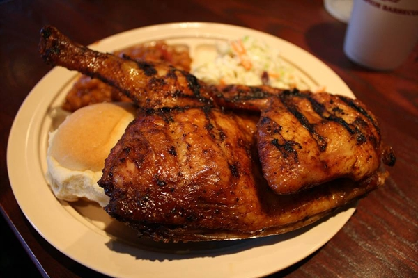 Ohio County Rescue Bar-B-Que Chicken Dinner, Sat. Sept. 12