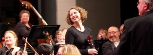 Bloomington Symphony Orchestra Coming June 25