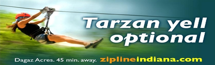 Dagaz Acres Zipline Special – Buy One Get One Free