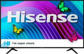Win A Hisense 50-Inch Smart TV