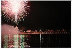 UPDATE- Rising Sun Fireworks Moved To Shiner Park