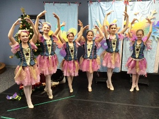 Cincinnati Kinderballet coming to Rising Sun December 19