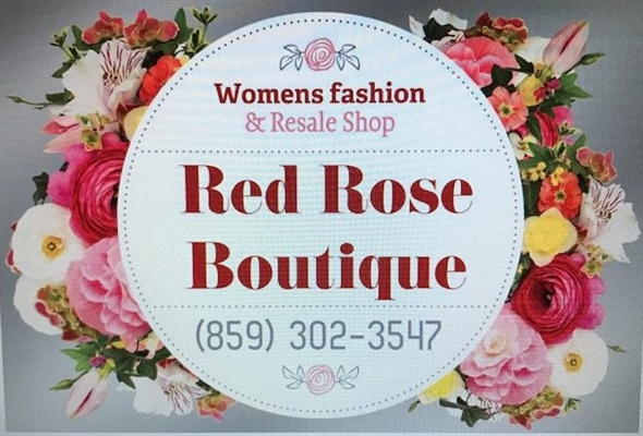 Red Rose Boutique Opens Saturday, August 12