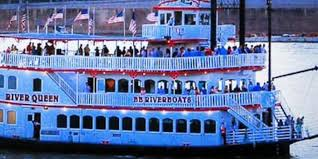 BB Riverboats' Sightseeing Cruises in Rising Sun