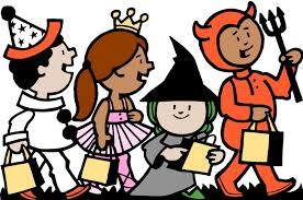 Halloween Parade at 5 pm; Trick or Treat 6-8 pm on October 31